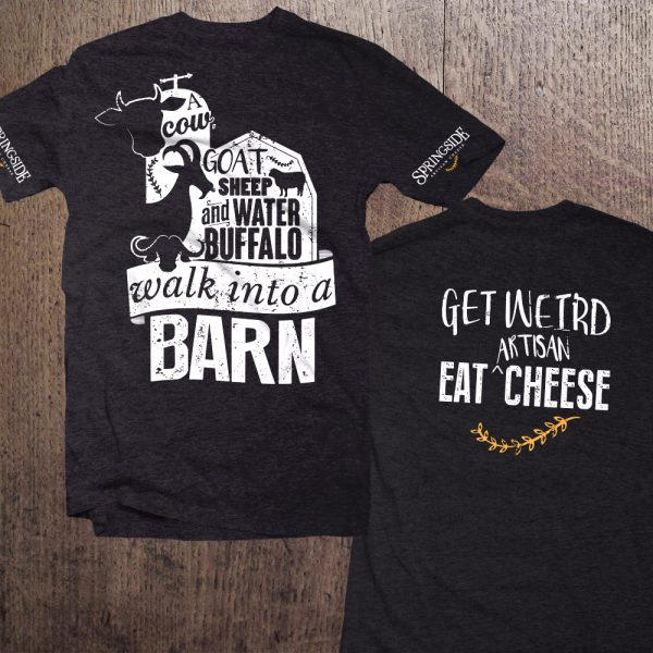 Springside Cheese T-Shirt